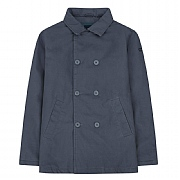 Breton 'Reefer' Jackets in Cotton Canvas