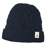 Ladies' Cable-Knit Beanie Hat