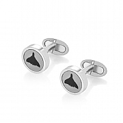 Limited Edition Vulcan XM655 Silver Cufflinks