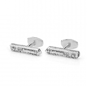 Genuine Intercity 125 Cufflinks Set