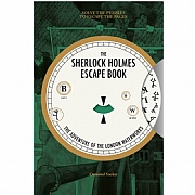 Sherlock Holmes Escape Book - The Adventure of London Waterworks
