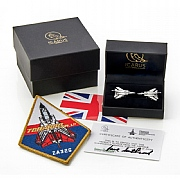 Special Edition – RAF Benevolent Fund Genuine Tornado ZA326 cufflinks