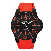 Limit Diver's Watch, orange