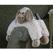 Sheep Sofa Tidy - Sheep Sits on Your Sofa - and Tidies Up