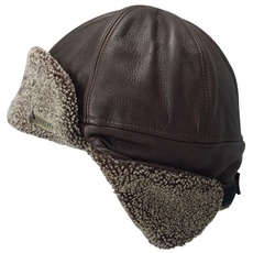 Swedish Elk-hide Ear Flap Hat
