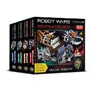 Robot Wars Construction Kits Set of 4
