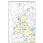Admiralty Chart Prints 2 - British Isles