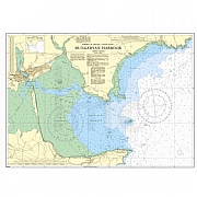 Admiralty Chart Prints 2017 - Dungarvan Harbour