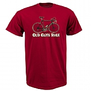 Old Guys Rule 'Cranky' T-Shirt