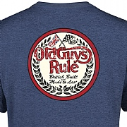 Old Guys Rule T-Shirt, British Built, Made to Last