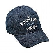 OGR Cap, Vintage Goods, denim