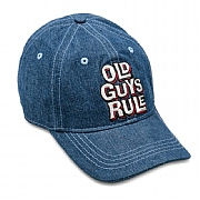 Aged to Perfection Old Guys Rule Cap