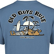 "Old Guys Rule ""Dog's Best Friend"" T-Shirts"