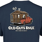"Old Guys Rule ""Home is Where..."" T-Shirts"