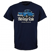 Old Guys Rule T-Shirt, It Took Decades