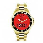 Men's 42mm Red 180 Darts Watch
